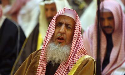 Mufti Agung Syaikh Abdul Aziz Al-Syaikh