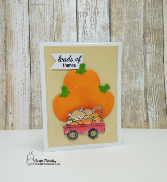 Loads of fun by Diane features Wagon of Wishes by Newton's Nook Designs; #newtonsnook