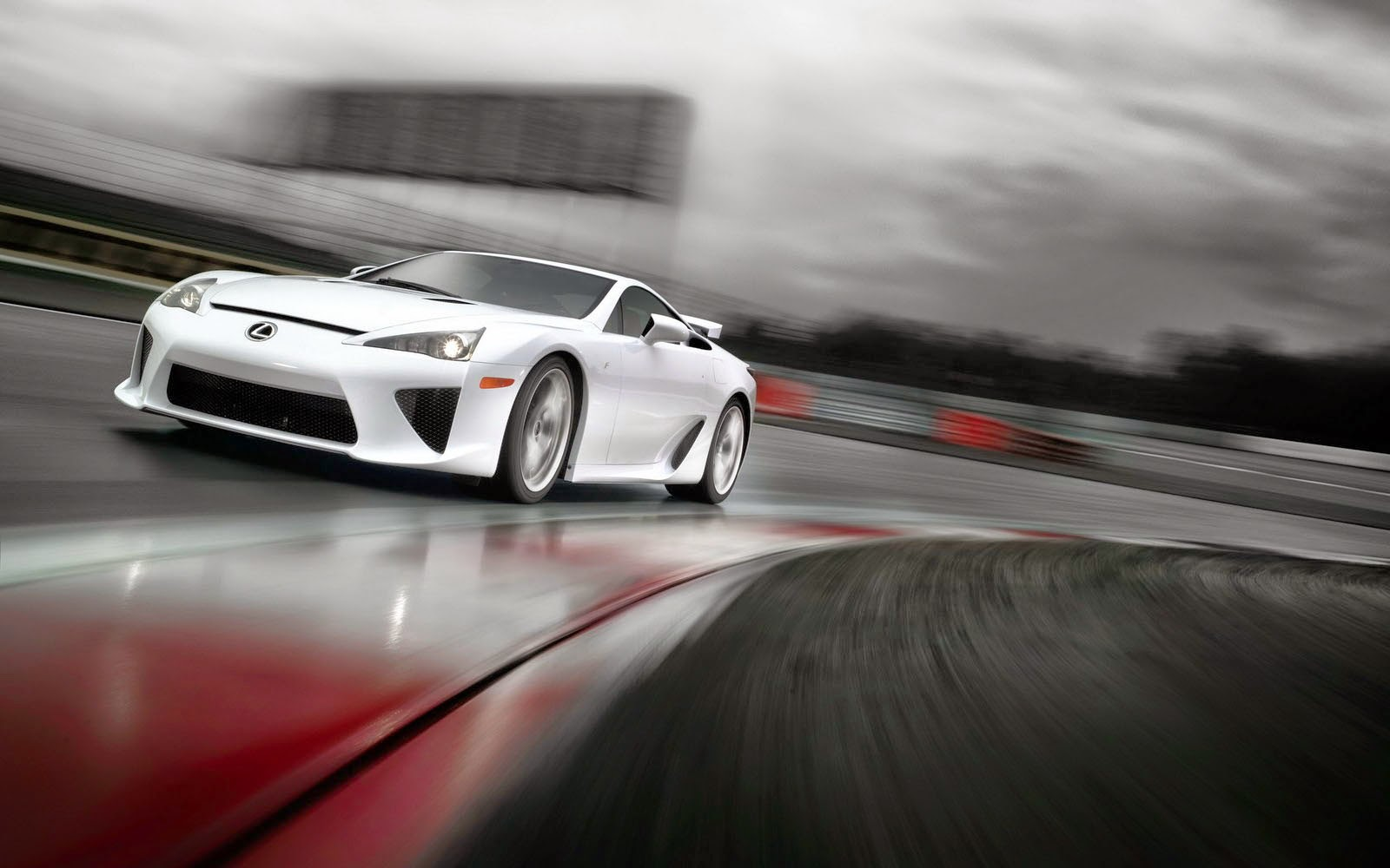 Wallpapers Lexus LFA Wallpapers