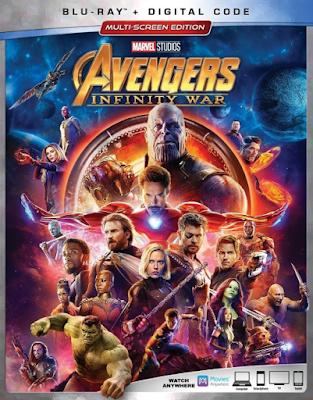 Avengers Infinity War [BD25] [Latino]