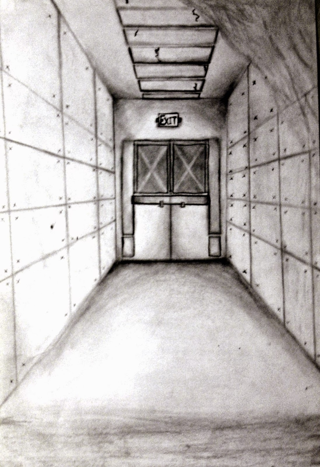 Managing The Art Classroom Linear Perspective How Do
