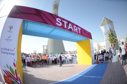 Sport Event Management with RFID