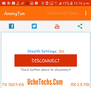 Anonytun N20 daily cracked by uchetechs