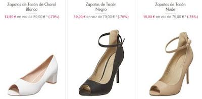 Zapatos tacón R Be