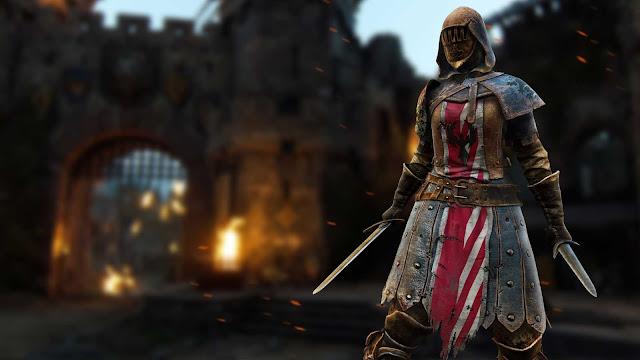 Peacekeeper de For Honor es baneado y no se podrá usar en los torneos oficiales