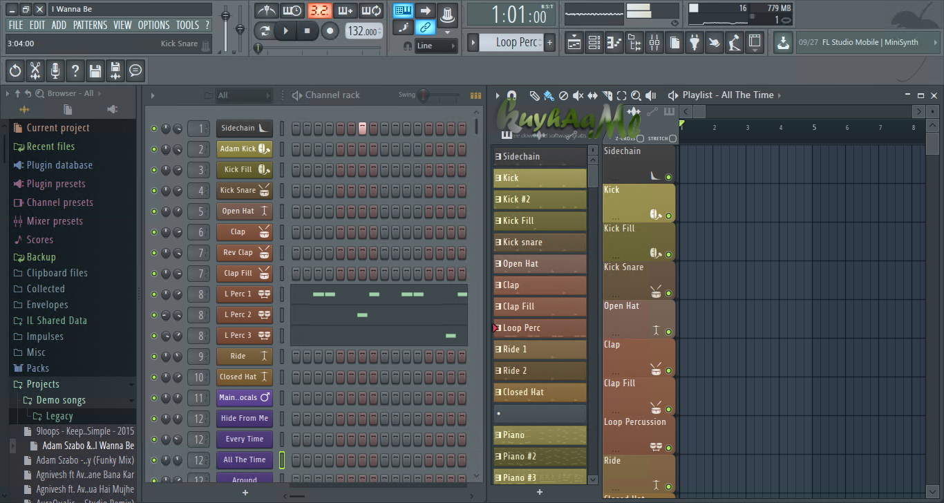 fl studio 12.2 build 3 crack