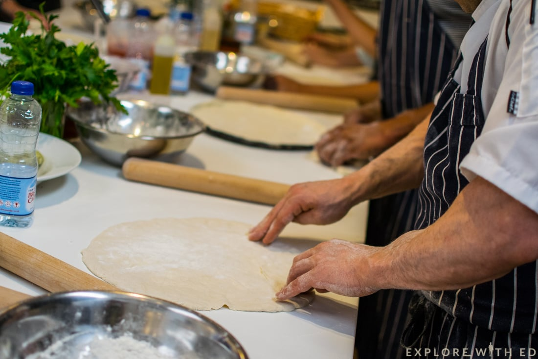 Pizza Perfection Masterclass at Giovanni's Cookery School