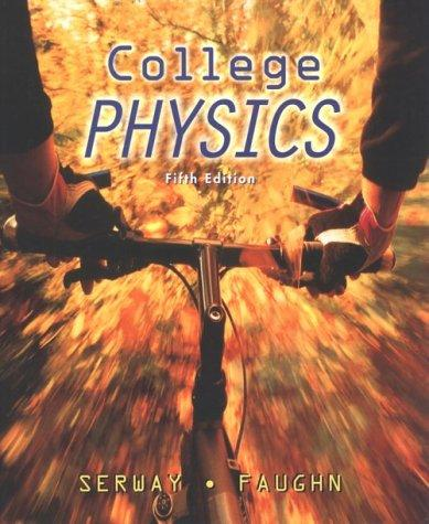 pdf book : COLLEGE PHYSICS by SERWAY ~ House of Physics