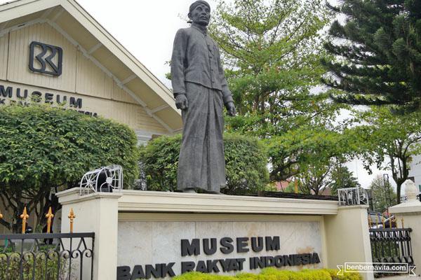 museum bank BRI
