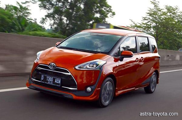 Hasil Test Drive Toyota All New Sienta