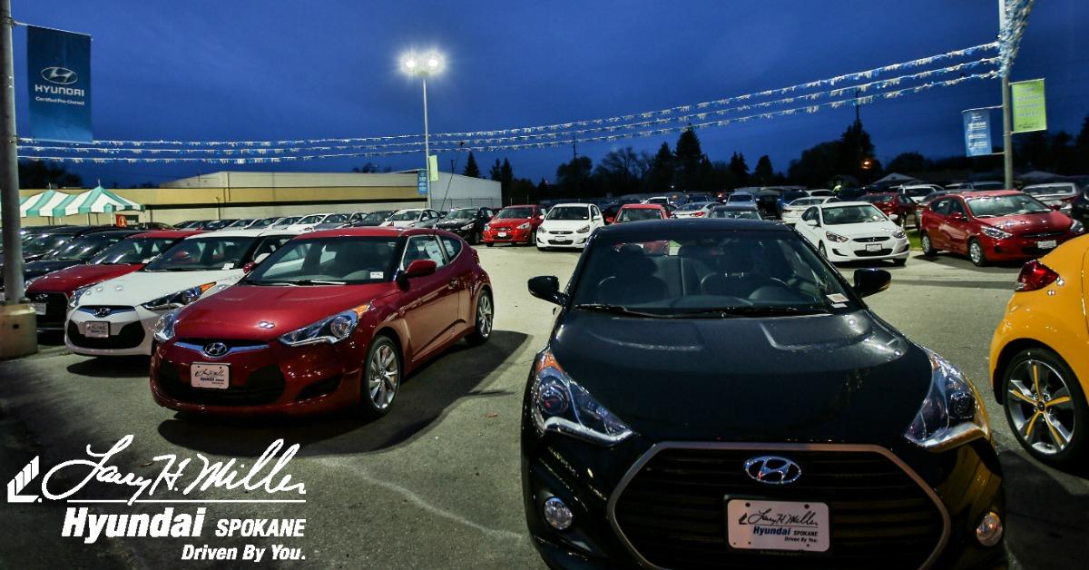Lhm Hyundai Spokane >> Larry H Miller Hyundai Spokane