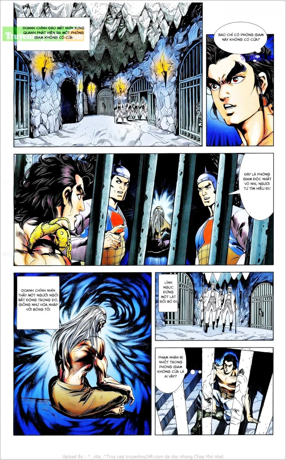 Tần Vương Doanh Chính chapter 24 trang 19