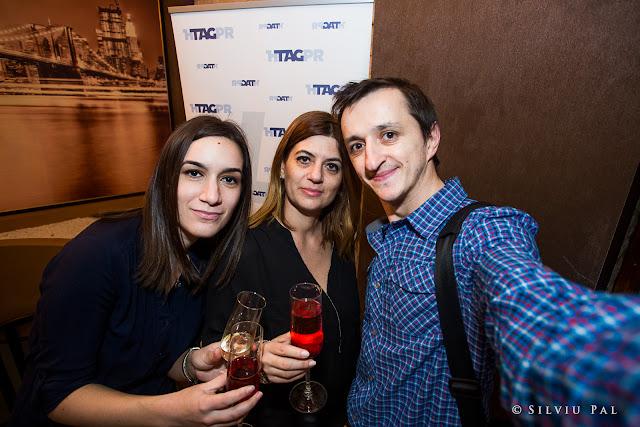 Lansare Blue Fig - Restaurant Lounge - Silviu Pal Blog - HTag PR - Iulia Matache, Delia Radulescu