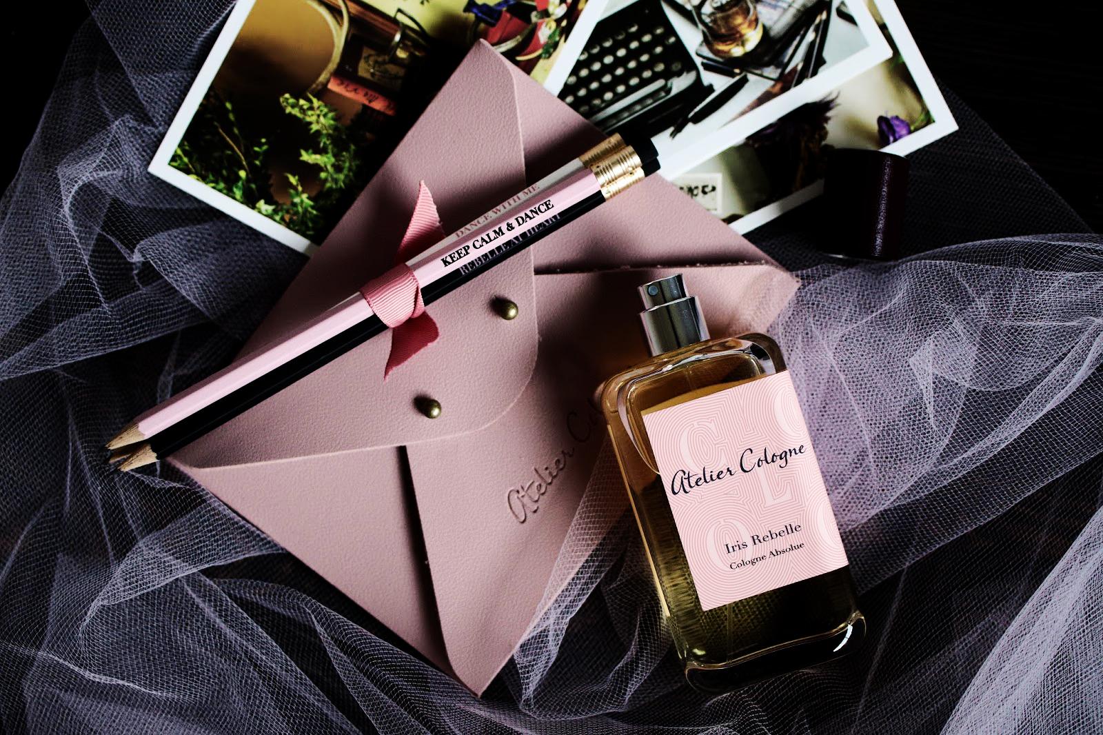 atelier cologne iris rebelle parfum avis test critique