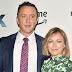Sarah Alexander e Peter Serafinowicz comparecem ao blue carpet da premiere de 'The Tick' no Village East Cinema, em New York City - 16/08/2017