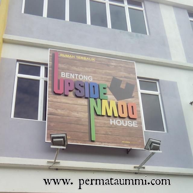 Jom Semarak Lagi Kempen Melawat Pahang 2017 Di Bentong Upside Down House