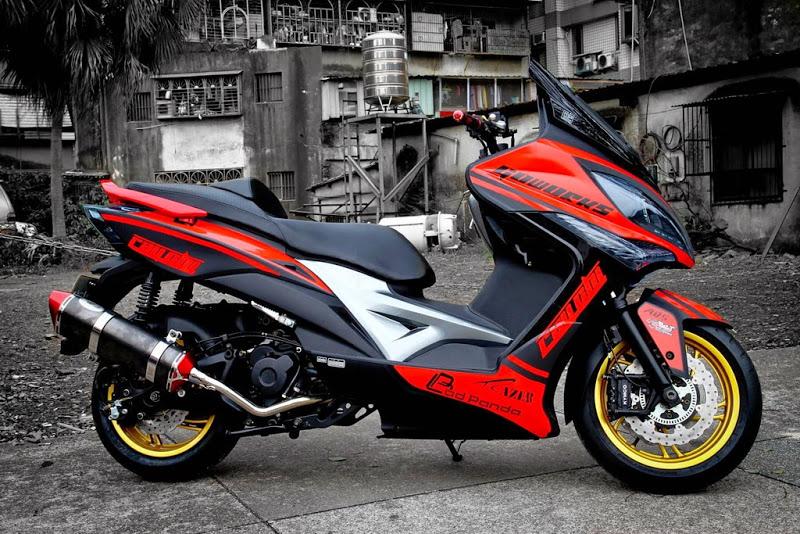 motos super esportivas kymco 400. Black Bedroom Furniture Sets. Home Design Ideas