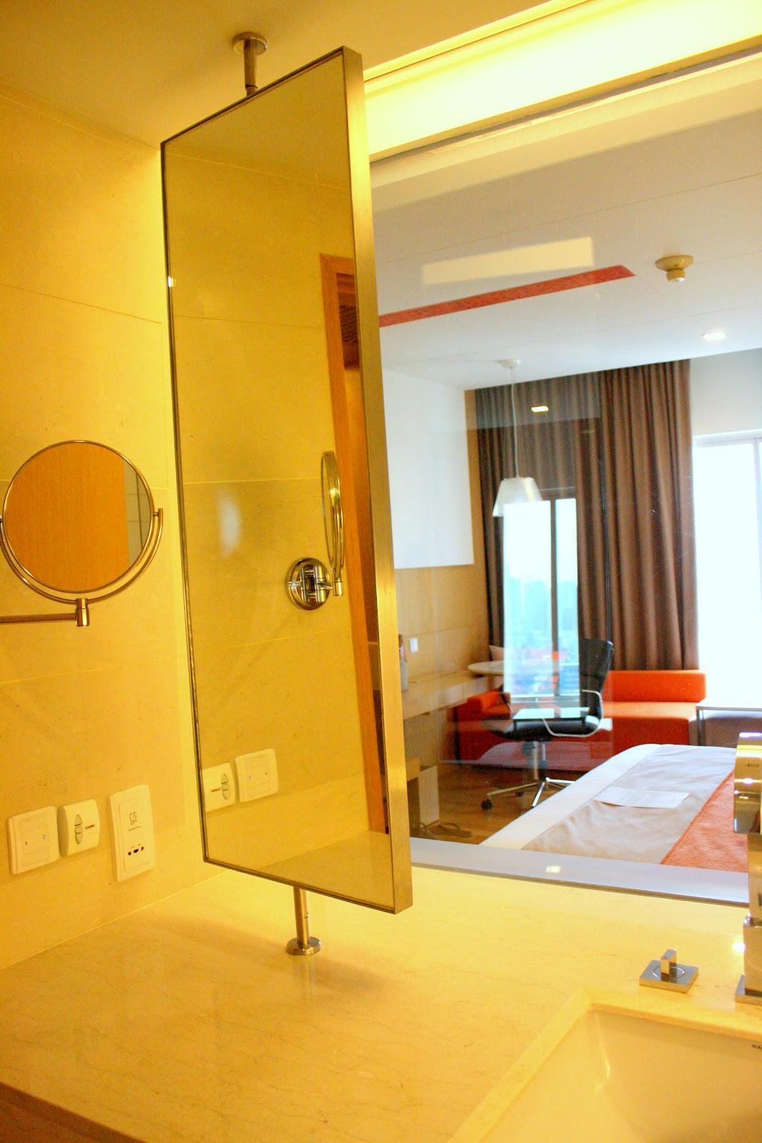 Nava K Pathumwan Princess Hotel Bangkok Thailand Part 1
