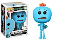 Funko Pop! Sr. Meeseeks Barnes & Noble