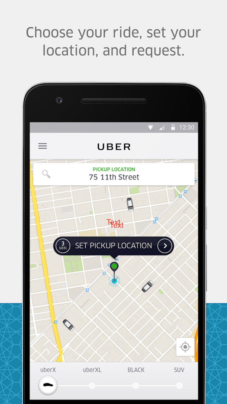 Uber Free App By Uber Technologies Inc.