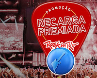 Promoção Recarga Premiada SKY Rock'n'Rio recargapremiadasky.com.br