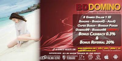 Panduan Bermain Judi Poker Online Terpercaya BDdomino.info