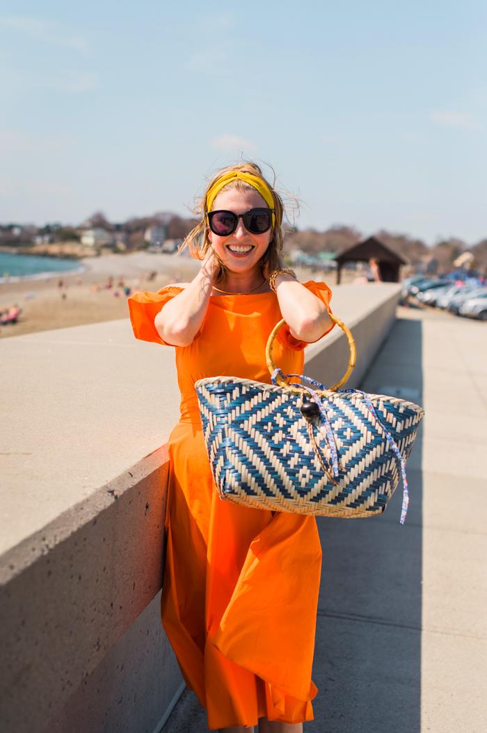 Viviendo handmade bag