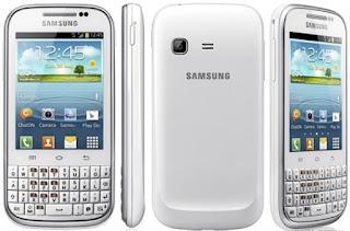 Harga Samsung Galaxy Chat GT-B5330