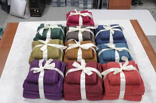 HANDUK TOWEL ONE POLOS 2 UKURAN