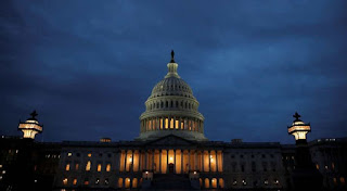 US House passes bill to reopen some agencies shut down in wall fight