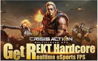 Crisis ActionFPS eSports v1.9 Mod APK Terbaru