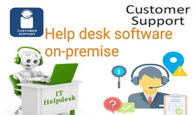 best help desk software on-premise