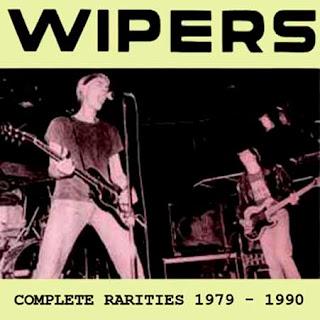 Resultado de imagen para wipers discography 1993 - Wipers Complete Rarities '77–'90