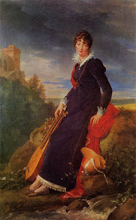 Katarzyna Starzeńska - François Gérard