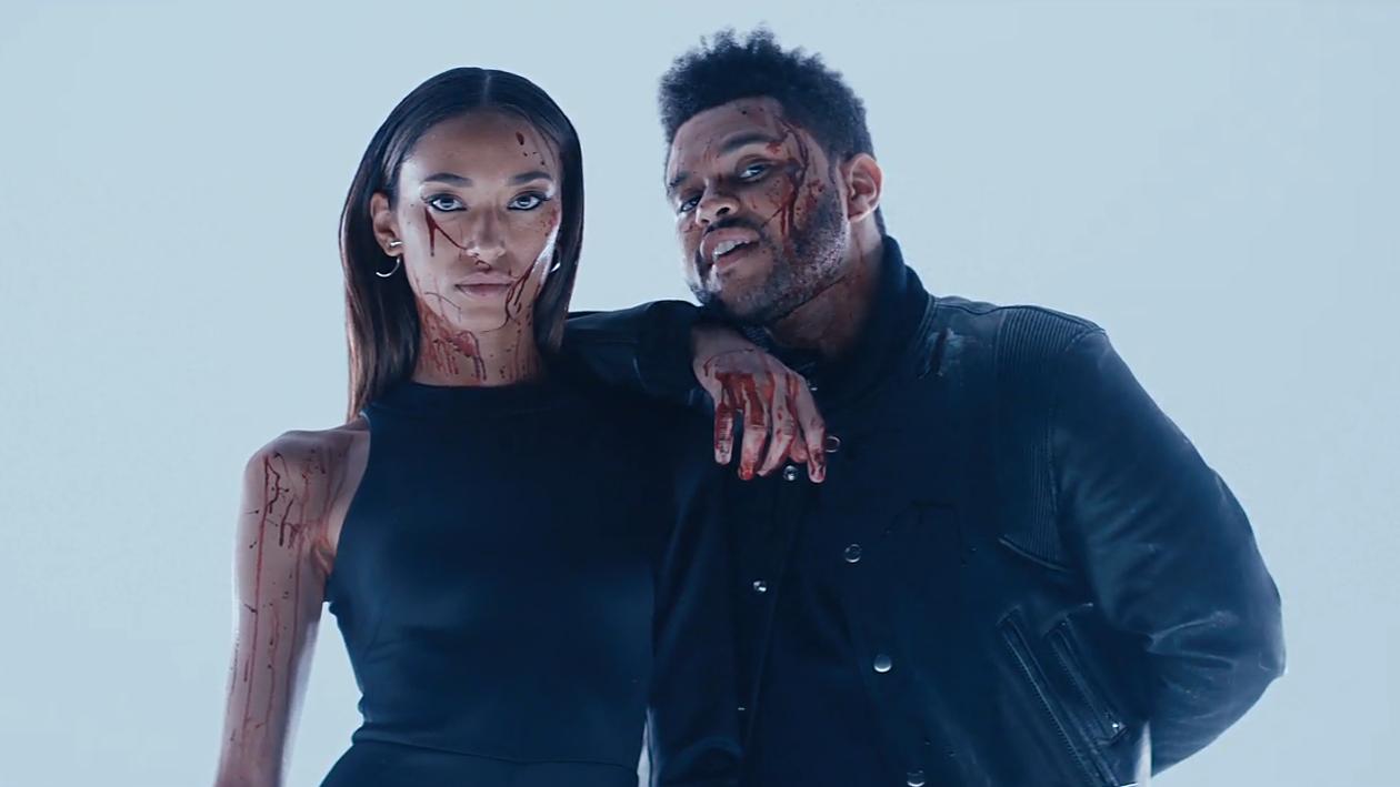 """Com direção do Grant Singer, o vídeo traz trechos de inéditas do disco """"Starboy"""", incluindo as parcerias com Kendrick Lamar e Future."""