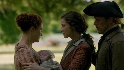 Brianna se reencuentra con sus padres en River Run