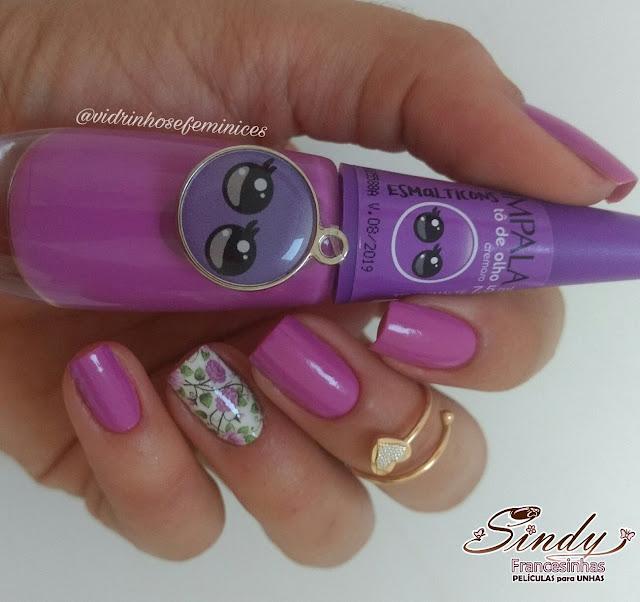 Tô de olho - Coleção Emoticons impala + Sindy Francesinhas