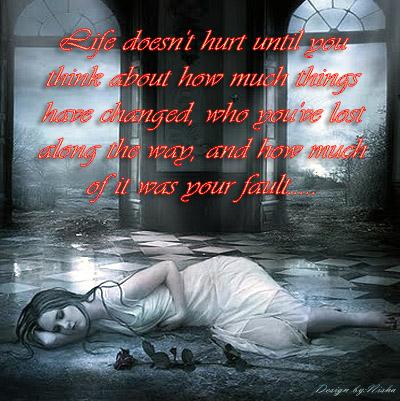 Love Greetings Creative Arts Emotional Greetings Sad Quotes