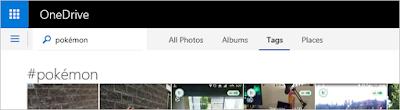 OneDrive photos experience 5D