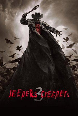 Poster Jeepers Creepers 3 2017
