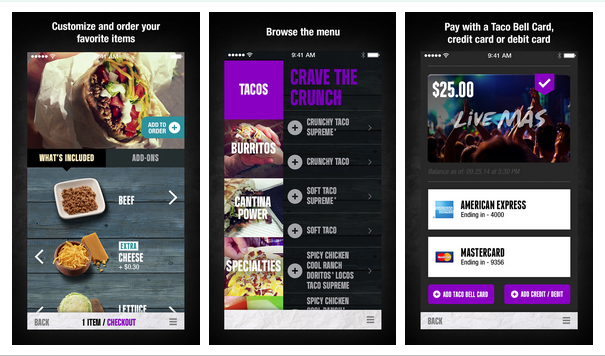 Top iPhone Apps: Taco Bell iPhone App