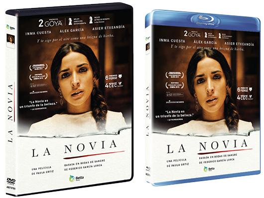 A la venta 'La Novia' en DVD, Blu-ray y Edición Especial