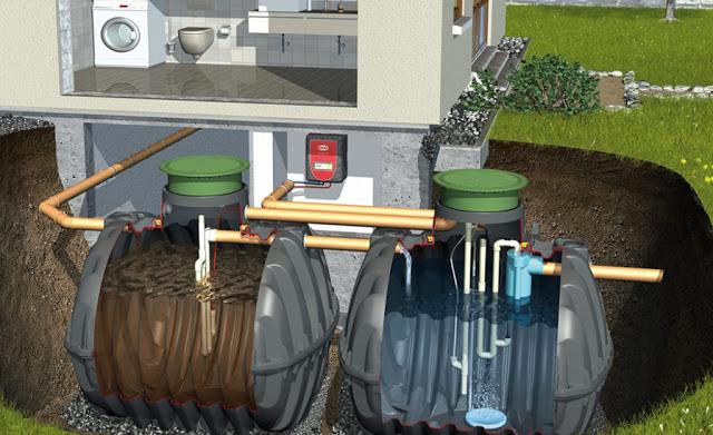 instalación y montaje de fosas sépticas en valencia