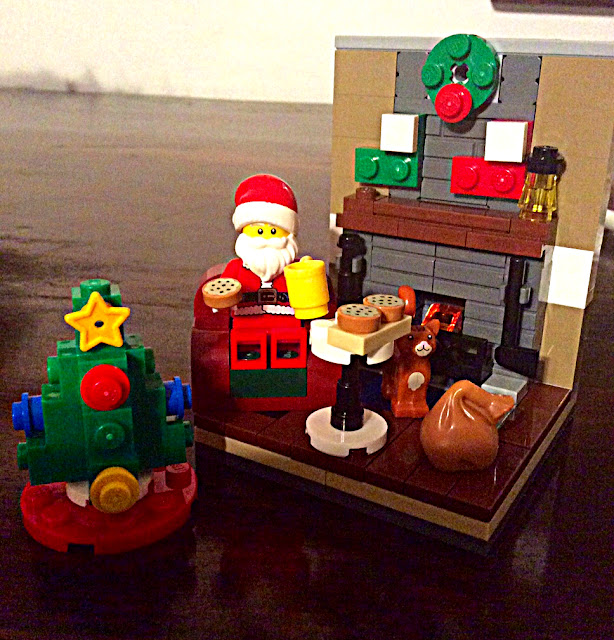 Christmas Lego sets