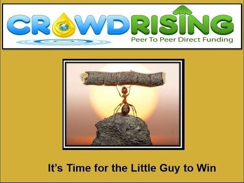 CROWD RISING: Invest Just 7400 And Get Back A Profit Of 3700 In Just A Week.
