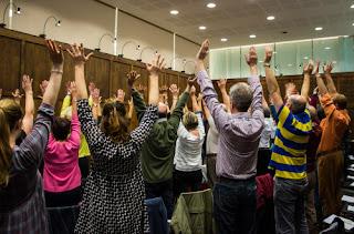 Tenebrae choral workshop