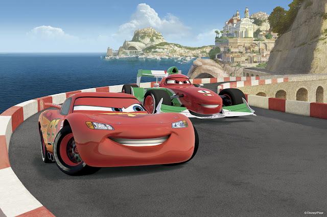 Lastenhuoneen tapetti Disney Cars tapetti Autot Disney Lapset Valokuvatapetti Lapsia
