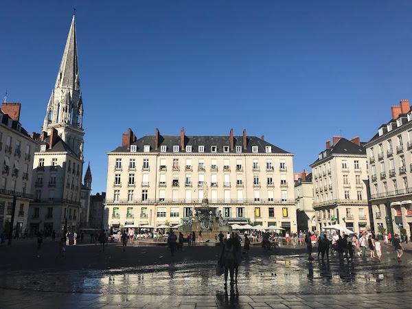 Une virée à Nantes