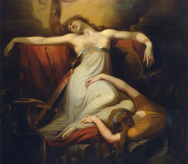 Johann Heinrich Fussli: Didone