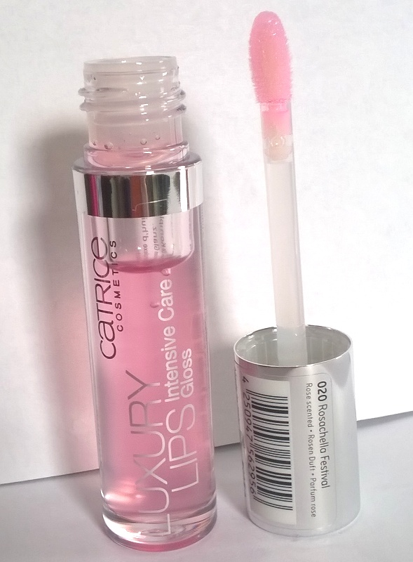 Luxury Lips Intensive Care Gloss by Catrice Cosmetics #11